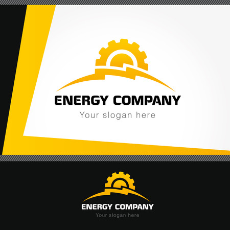 Energy company style