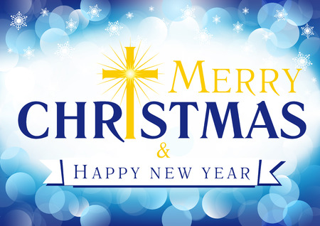 Merry Christmas, A Happy New Year Greetings. Celebrating ...