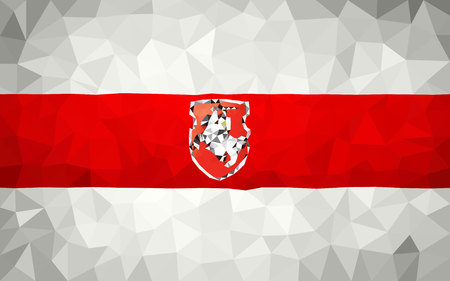 historical: Historical flag of Belarus