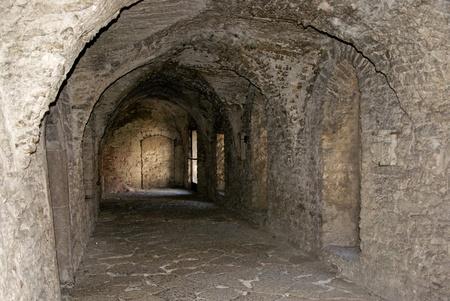Internal premises of a dominican monastery in Tallinn