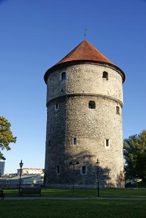 Turm der alten Stadt Lizenzfreie Bilder