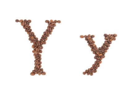 alfabet: The letter Y