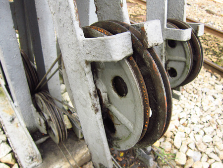 pulley: Pulley mechanism