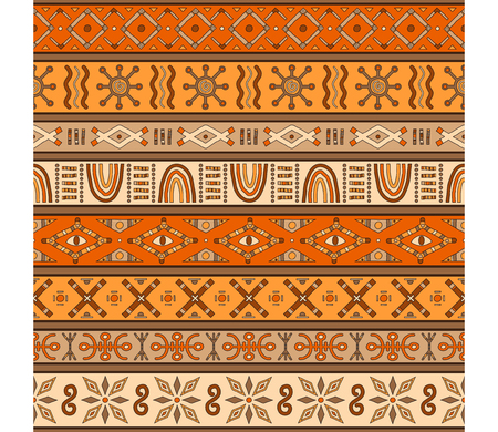 pintura rupestre: Patr�n sin fisuras. motivos africanos. estilo �tnico antigua.