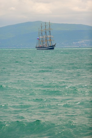 tripping: Beautiful vintage sailing ship