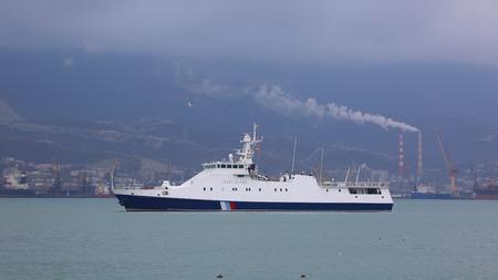 guard ship: Coast Guard ship
