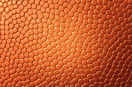 closeup basketball texture