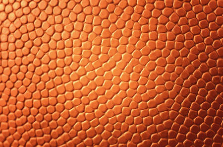 closeup basketball texture