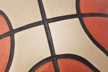 closeup basketball background
