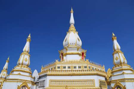 Wat Pha Nam Yoi at Roi Et Thailand