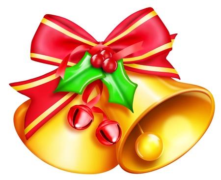 jingle bells: Illustrated Christmas Bells