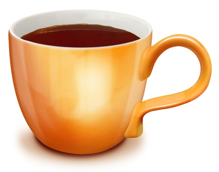 illustrated: Illustrated Cup of Tea