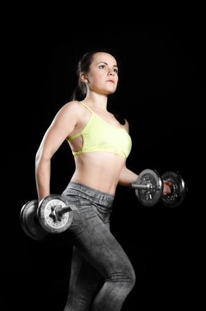 ifestyle: fitness girl