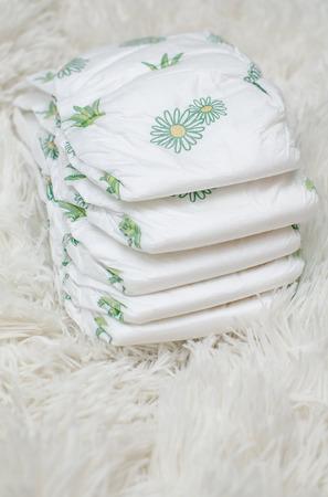 nappy: nappy soft child comfort Stock Photo