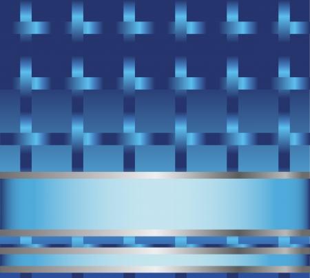 darkly: Texture squares on a darkly blue background  Illustration