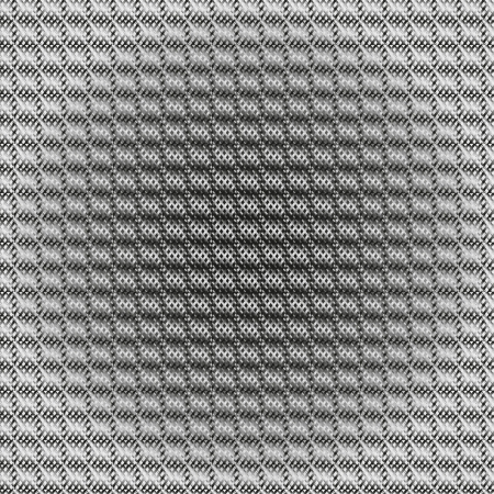 blackly: texture from rhombuses and squares on a blackly white background