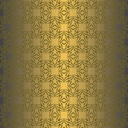 darkly: pattern consisting of different figures on a darkly yellow background