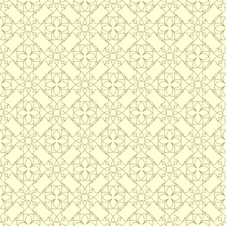 convexity: The pattern with decorative floral ornament in vintage style