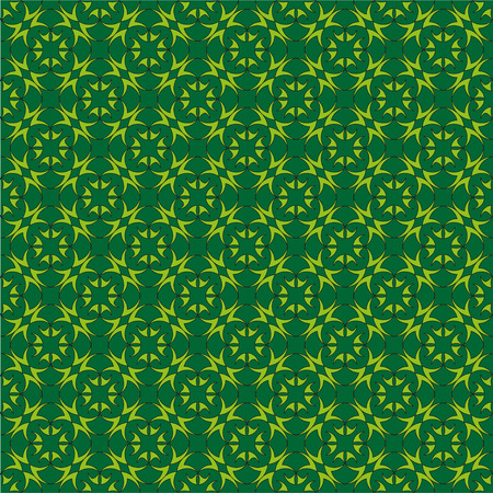 convexity: Green abstract shapes. Abstract background for print and web