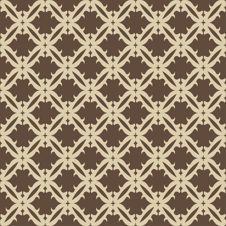 convexity: The pattern with decorative ornament in vintage style