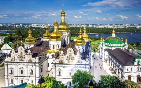 lavra: Kiev Pechersk Lavra - famous monastery