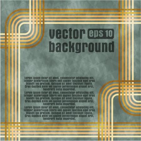 L'image de fond rétro Vecteurs
