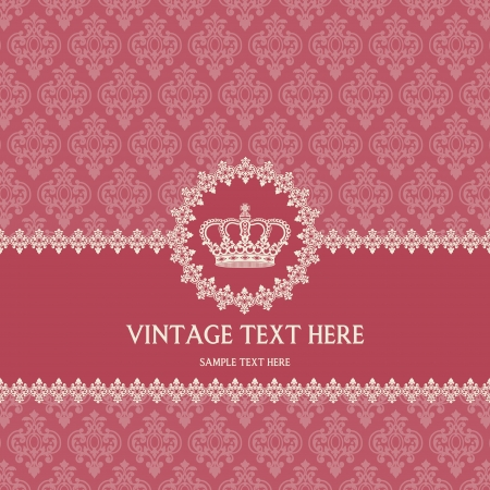 The image of Vintage background for invitations Stock Vector - 15196043