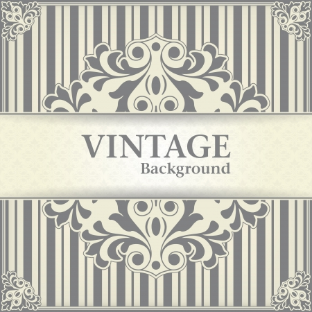 The image Vintage background