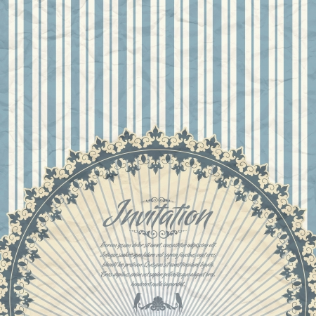 soiled: The image Vintage background