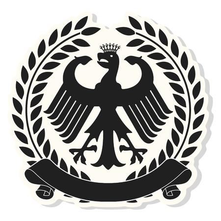 The vector image Heraldic coat of arms Stock Vector - 17696541