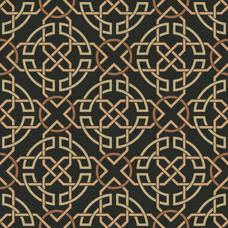 celtic background: The image Background seamless celtic pattern