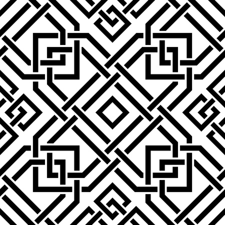 The image Celtic seamless pattern