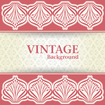 soiled:  Vintage background