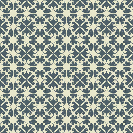 The vector image Vector seamless pattern Vector