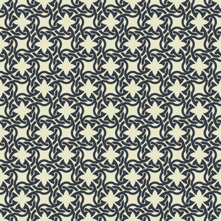 stylize: The vector image Vector seamless pattern Illustration