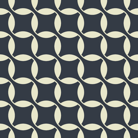 wallpaper image: The vector image of Vintage wallpaper pattern seamless background