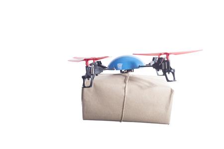 autonomic: Drone di consegna con il post. concetto istante di spedizione