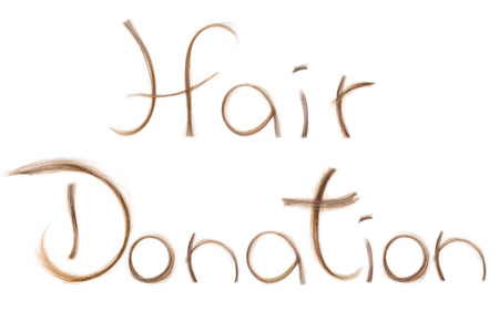 Donate hair for cancer wig creation