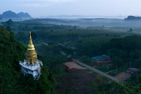 Khaonanailuang Dharma Park ,Surat thani ,Thailand