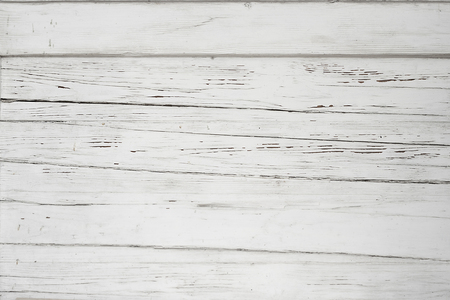 white wood: Old and rustical white wooden wall background