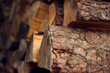 adn: Fire wood stock for winter adn cold weather