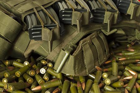 amendment: Ammunition 5.56 mm  bullets