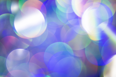 colored spots defocused background image Stock Photo