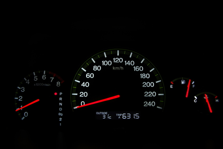 mileage: car mileage