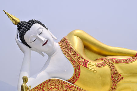 Buddha image for lying to the general public to worship