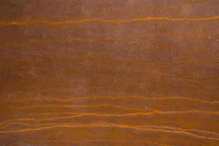 美しいパターン古い金属鉄錆テクスチャ崩壊抽象的な背景用 写真素材