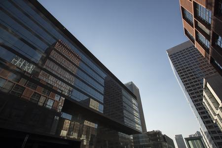 comit� d entreprise: zone de libre �change Yujiapu, la ville de Tianjin, rue