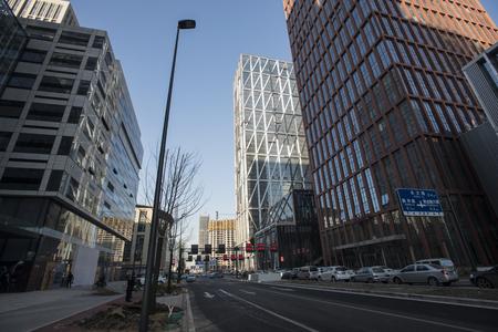 comité d entreprise: Tianjin Tanggu District CBD rue Éditoriale