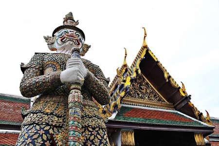 kaew: Wat Phra Kaew in Thailand Stock Photo
