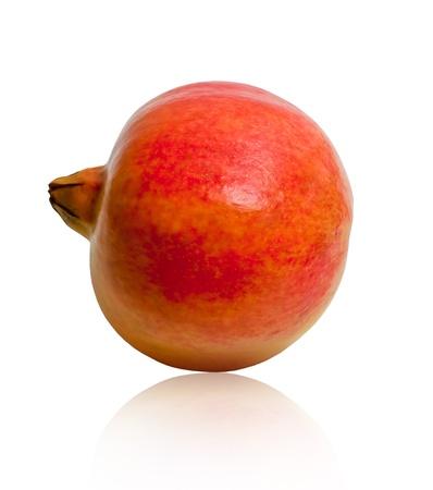 Pomegranate isolated on white. Stock Photo - 11746943